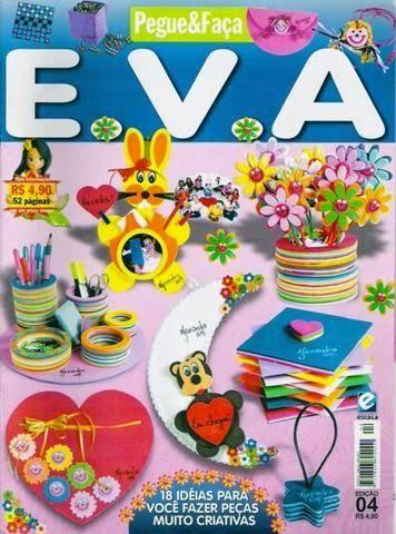 Artesanato com amor...by Lu Guimarães: Revista