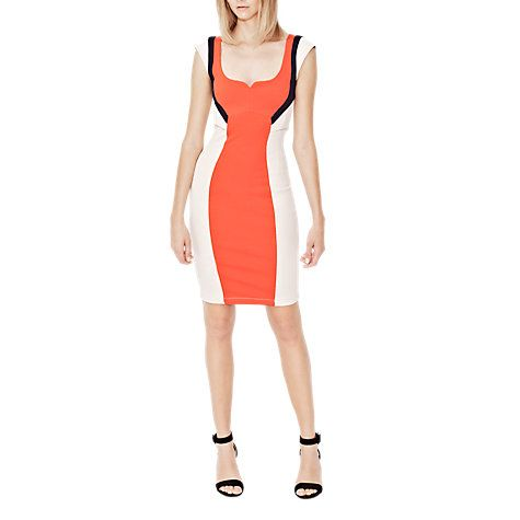 £38 Buy French Connection Monroe Stretch Dress Online at johnlewis.com