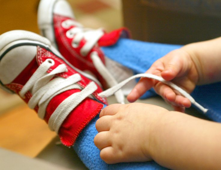 This easy-to-follow tutorial will have your kids tying their shoes in no time.