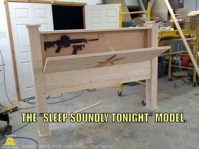 Great Secret Storage For A Gun Or Anything Else.
