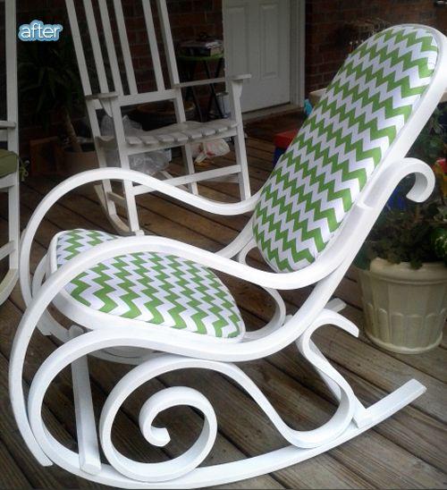 mecedoras restaurada bricolaje sillas mecedora silla de cambio de imagen bentwood rockero muebles de cambio de imagen proyectos de mobiliario