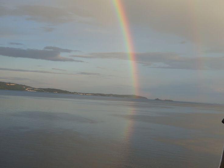 Rainbow over Oslo Fjord PICT_20140701_214212.JPG