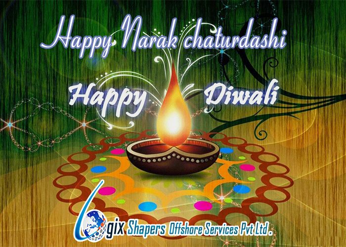 Best #Wishes On #Choti #Diwali & #Naraka #Chaturdashi from #Logix #Shapers #Happy #Choti #Diwali