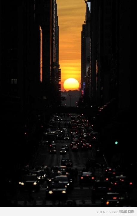 Manhattan: Big Cities, Big Apples, New York Cities, Sunsets, The Cities, Manhattan New York, Places, Photo, Newyork