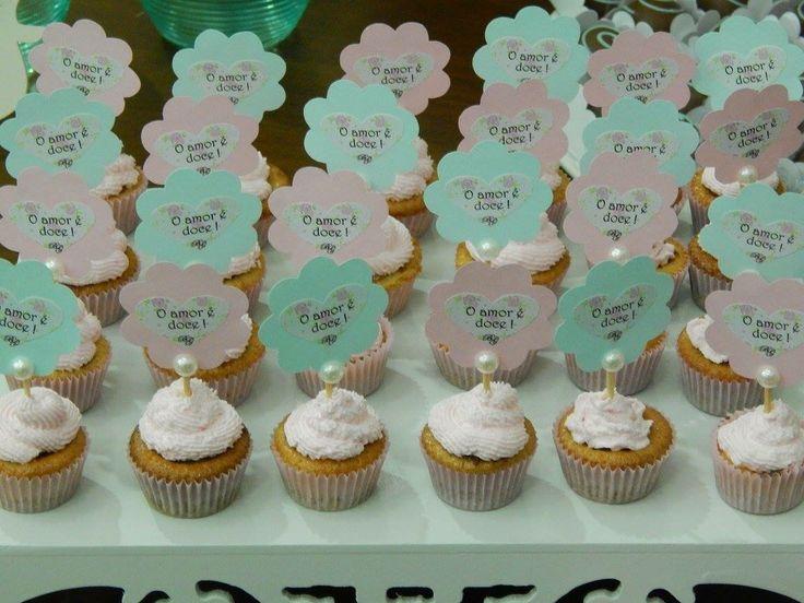 Cupcake amor!