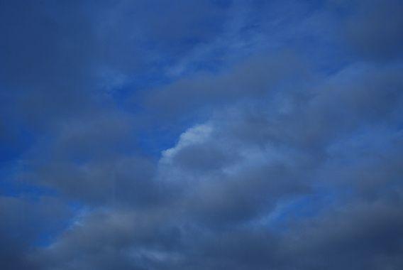 Koop 'De stilte voor de storm' van Thijmen van Kooten voor aan de muur.