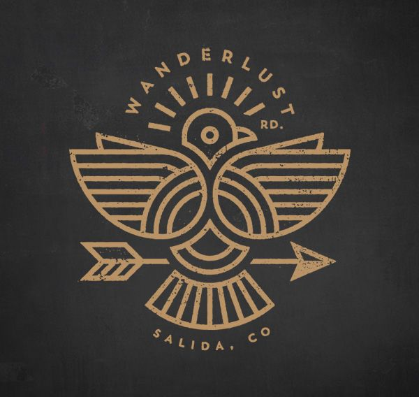 I like this logo and its feeling on relaxed, timeless, and the faded feel keeps it casual and at home.
