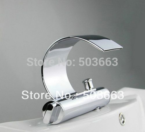 New Chrome Claw Foot Bathtub Faucet Handheld Shower S-676