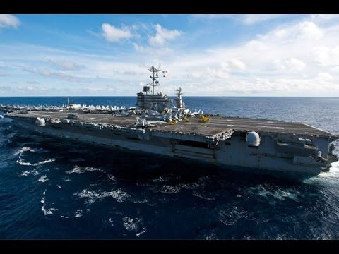USS Stennis Headed for Pacific, Pearl Harbor