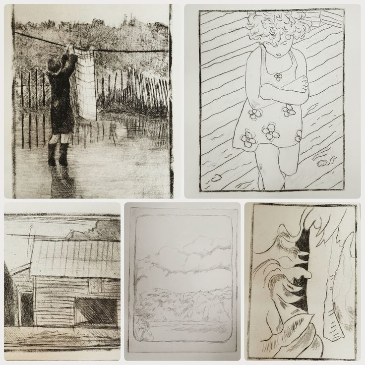 30 September 2017 • Intaglio: Drypoint Engraving  Saturday •10:00 am - 2:00 pm  $120 all materials included  Minimum 4 participants, Maximum 6 Participants  Class Description  Known for producing rich velvety dark lines, Drypoint Engraving is a  direct, acid-free technique and a highly