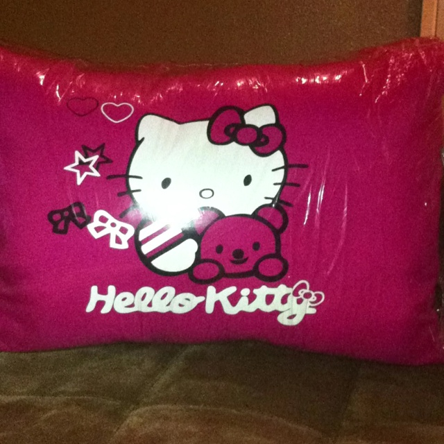Hello Kitty Cuddle Pillow: 109 Curated Adorable Pillows Ideas By H150