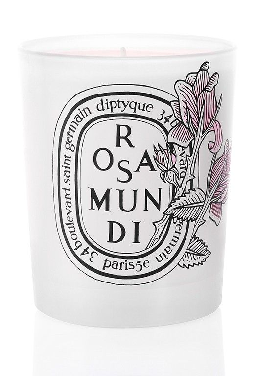 Diptyque Rosamundi Candle £42 Diptyque's limited edition rose scent is the perfect addition to any home. Your mother will be smitten!