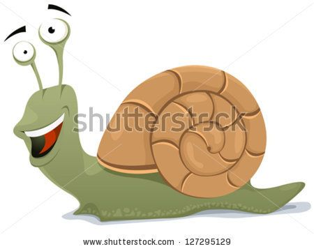 Snail Cartoon Stock Images, Royalty-Free Images & Vectors ...