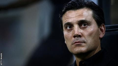 Vincenzo Montella took charge of AC Milan in June 2016 AC Milan have sacked Vincenzo Montella as manager and placed Gennaro Gattuso in charge of the first team.  The club are seventh in Serie A on 20 points 18 behind leaders Napoli after a run of only two league victories in their past nine games. They drew 0-0 with Torino at home on Sunday and have lost six of their 14 top-flight matches this season. Gattuso a former AC Milan midfielder steps up from managing the club's youth side. The…