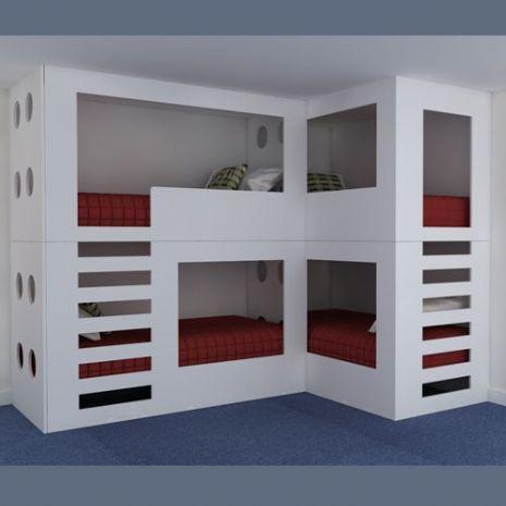 Handmade Bunk Beds Kent