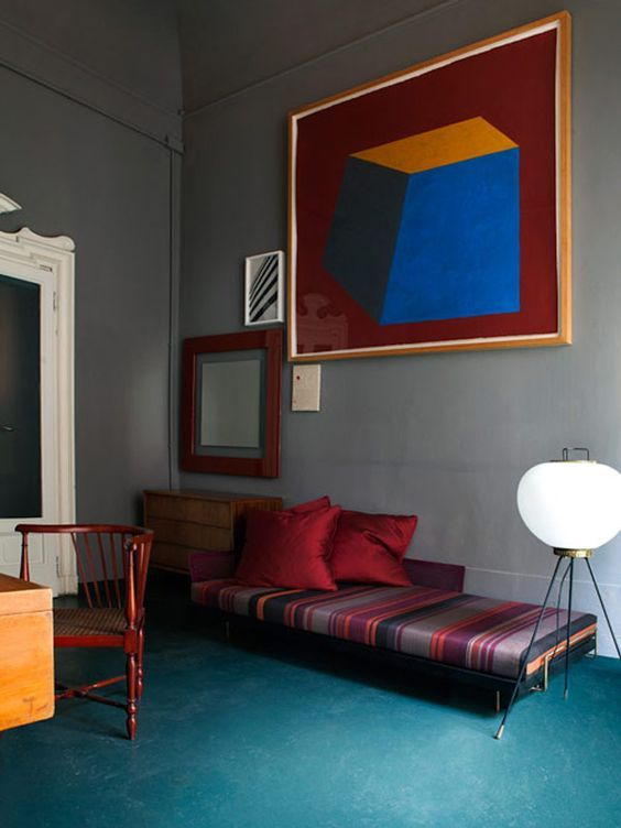 Die Italiener wissen, wie man Bella Figura macht – nicht nur beim abendlichen Spaziergang, sondern auch in den eigenen vier Wänden.