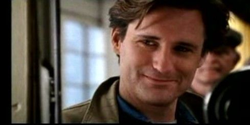 Bill Pullman...he did look good in While You Were Sleeping