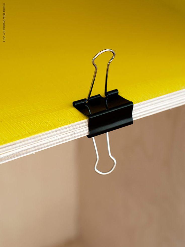 DIY – En lekfull hyllning till PRÄNT | Livet Hemma – IKEA (This is in Swedish, but I think I get the point... :) )