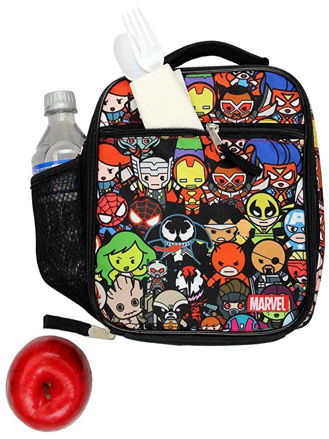 51eeb99fe79d SUPER HEROES need to eat too! Marvel Kawaii Avengers Girls Boys Soft ...