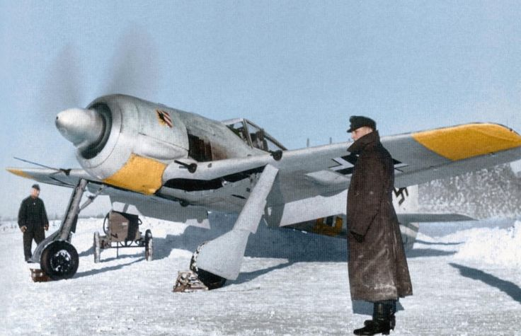 FW-190, Eastern Front