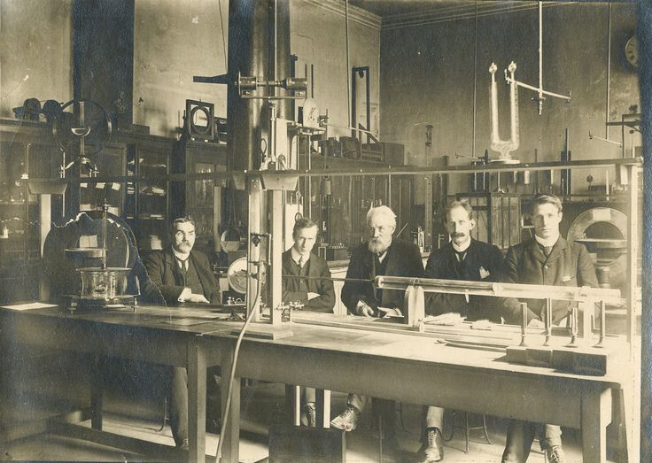The Department of Natural Philosophy - University of Strathclyde 1902