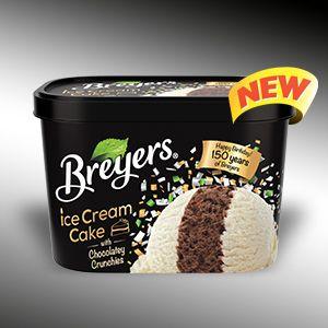 BreyersR Original Ice Cream Cake