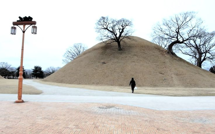 Beholder DS1 at Ancient Tombs in Noseo-dong, Gyeongju, KOREA/경주 노서동 고분군/GH4