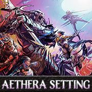What is the Aethera Campaign Setting?  This magnificent and MASSIVE (nearly 600 pages) interplanetary adventure setting combines hard sci-fi, cosmic horror, magical fantasy, alien invasions, and mystical noir in a unique blend that suits all manner of genre-crossing campaigns. It's a spectacular setting to use on its own with the Pathfinder Roleplaying Game rules, as a more sci-fi-heavy companion to the Legendary Planet Adventure Path, or as a more magical setting for the upcoming Starfinder…