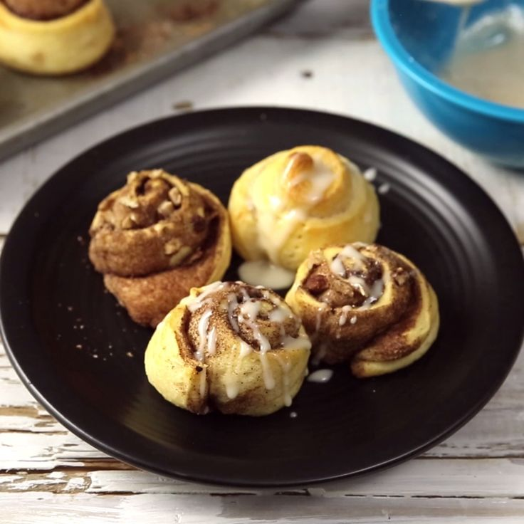 Experience the delight of making your own FRESH cinnamon rolls with glaze! Remember – sharing is totally optional.