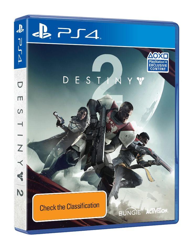 Destiny 2 - Release Date!  (8th September 2017)    #destiny #destiny2 #destinythegame #ps4 #xboxone #pc #gamer #game