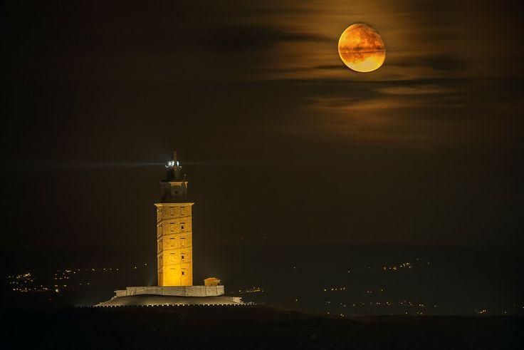 Luna de la vendimia by Chencho Mendoza on 500px