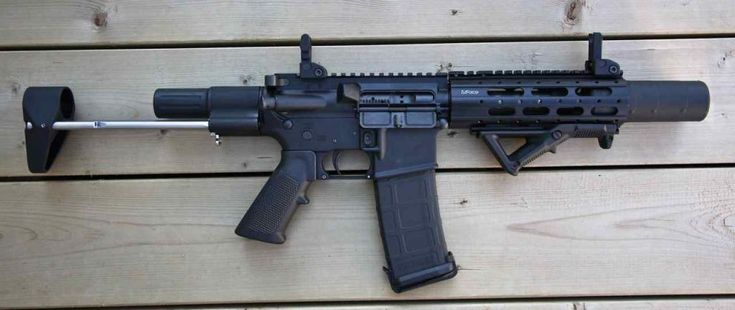 NEA PDW stock on SBR ~ makes sense in 300 blackout