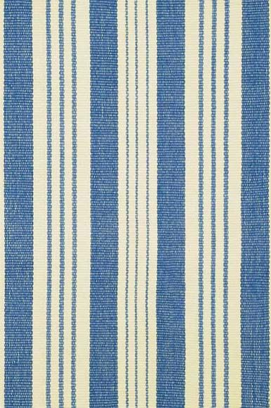 Staffordshire Stripe Cotton Rug Cottage Rugs Bungalow