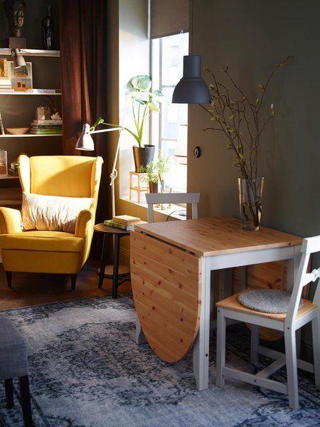 Las 25 mejores ideas sobre peque os espacios de oficina - Mesas de estudio para espacios pequenos ...