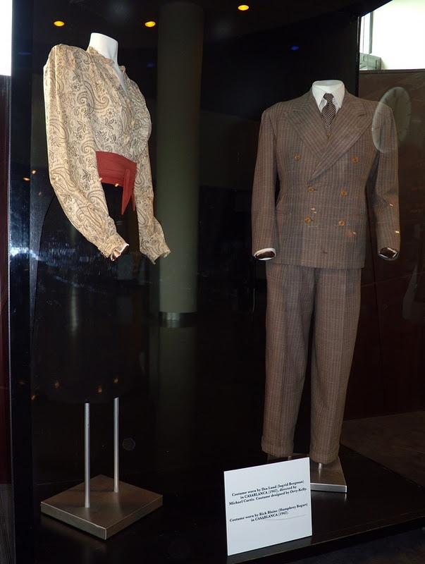 vintage casablanca clothes