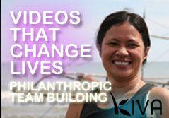 Video Making Philanthropic Team Building Event uses KIVA microloan program to help entrepreneurs. Perfect for Corporate Leadership Training. https://phillyhops.com/custom/team_building_philanthropic.html