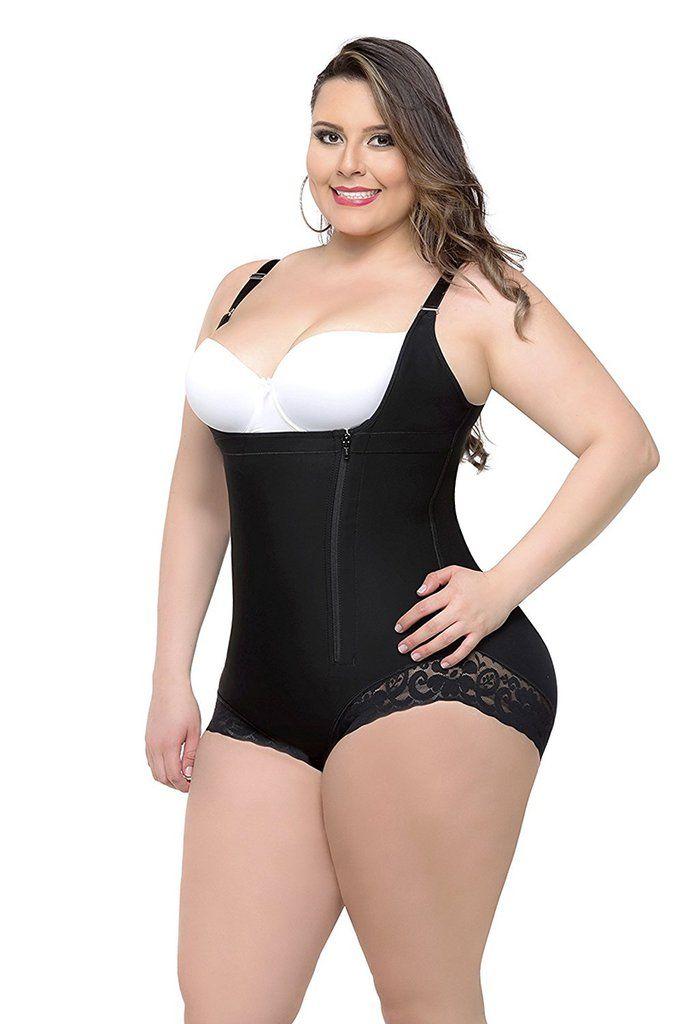 09572878625c6 Shapewear - Plus Size Waist Slimming Butt Lifter Body Shaper ...
