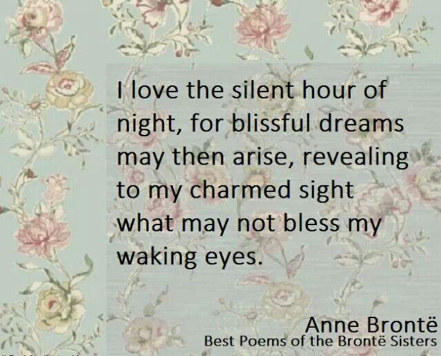 Anne Bronte quote