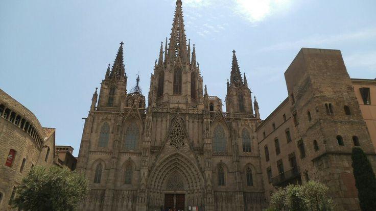 Kerk in Barcelona