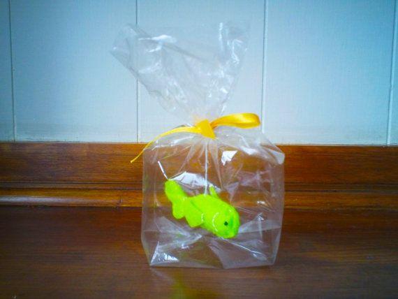 Green Gold fish  The Ultimate Pet Fish in a bag by KAReynoldsLtd