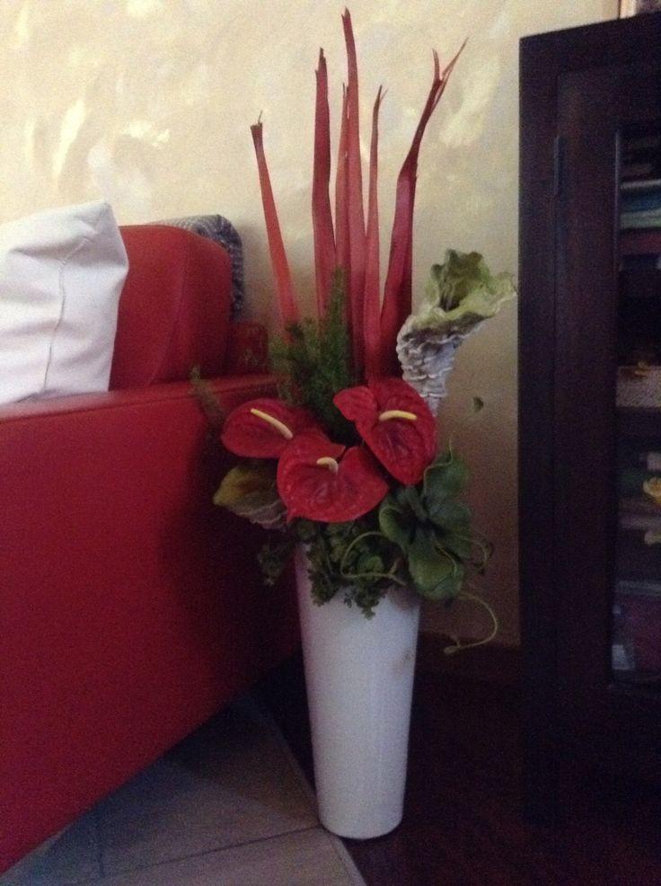 Oltre 25 fantastiche idee su fiori artificiali su - Rami decorativi per vasi ...