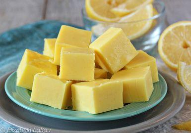 Lemon Fudge - (c) 2014 Elizabeth LaBau