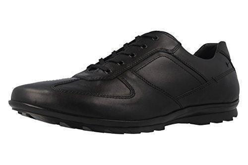 Oferta: 109.95€. Comprar Ofertas de FRETZ men - Zapatos de cordones de Piel para hombre Negro negro, color Negro, talla 50 barato. ¡Mira las ofertas!