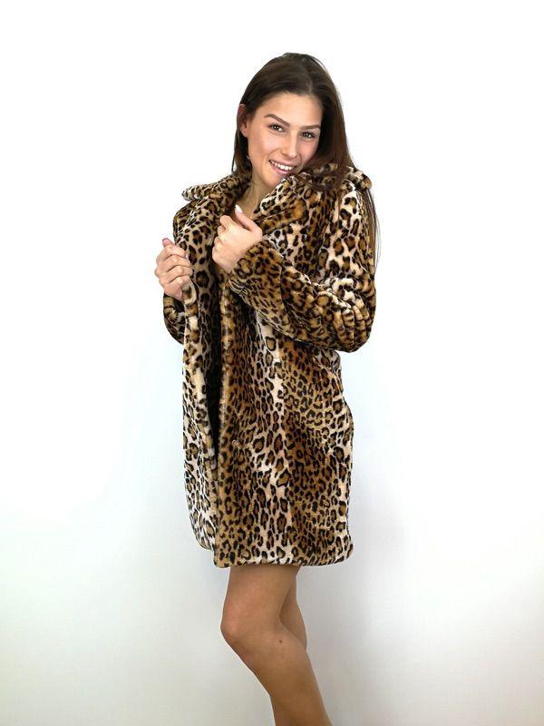 Manteau Leopard