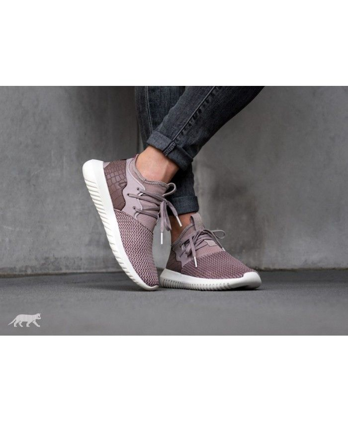 Adidas Australia Tubular Entrap W Vapour Grey Trace Brown