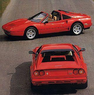 """Magnum, PI """" 83 Ferrari 308"""