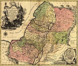 """The Holy Land is a term which in Judaism refers to the Kingdom of Israel as defined in the Tanakh. For Jews, the Land's identification of being Holy is defined in Judaism by its differentiation from other lands by virtue of the practice of Judaism often possible only in the Land of Israel. The term """"Holy Land"""" is also used by Muslims and Christians to refer to the whole area in between the Jordan River and Mediterranean Sea."""