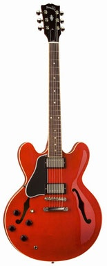 Once, she will be mine. And I name her Johanka. Gibson ES 335 €2490