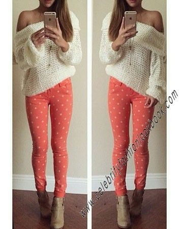 Off Shoulder Sweater - Knitwears - Clothing US$46.24  Free shipping  worldwide   #fashion #knitwear #sweater