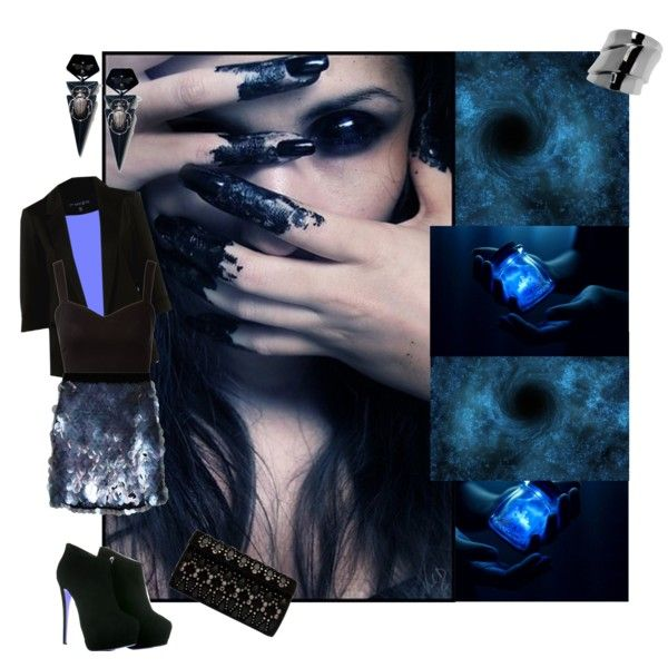My black hole is going deeper and deep, created by donatella-rosetti.polyvore.com